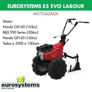 motoazada eurosystems E5 evo labour