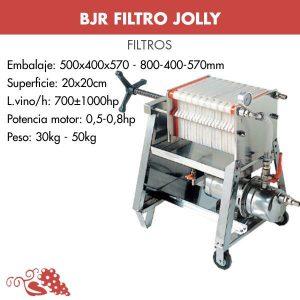 filtro jolly