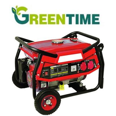 Generadores eléctricos Greentime