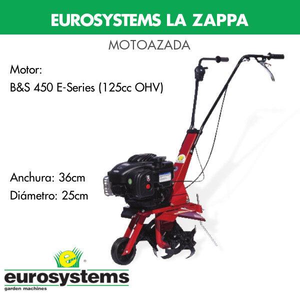 motoazada Eurosystems La Zappa