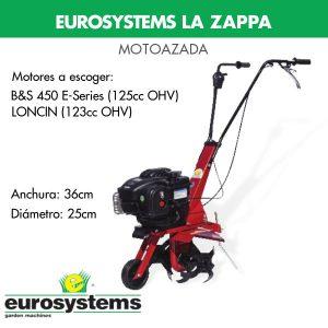 motoazada La Zappa