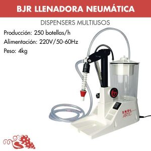 llenadora neumatica ENOLMATIC