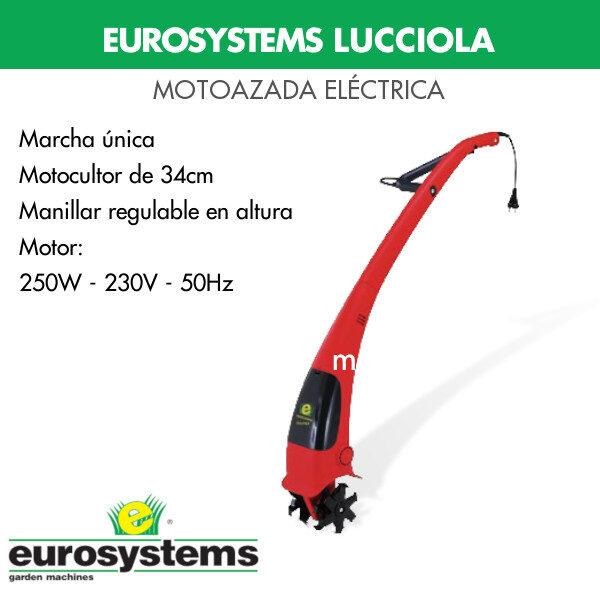 Motoazada Eurosystems lucciola Eléctrica
