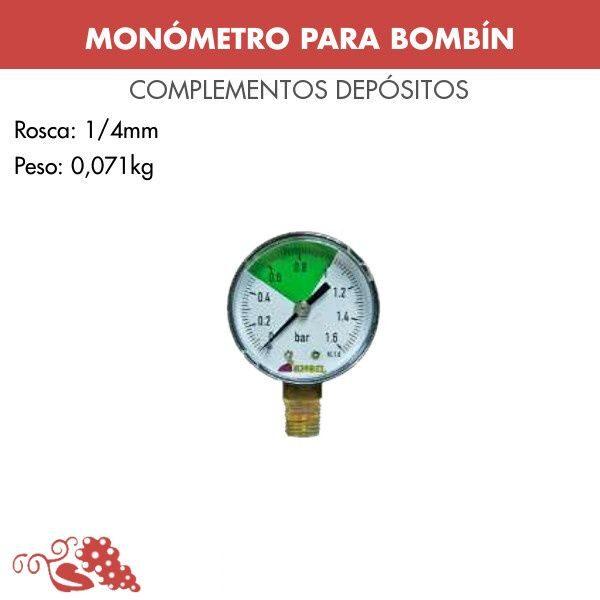 monometro bombin