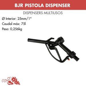 Pistola de trasiego PT 003802
