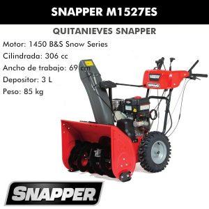 snapper m1527es