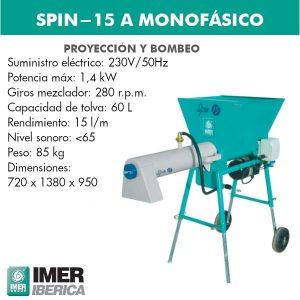spin 15 A monofasico