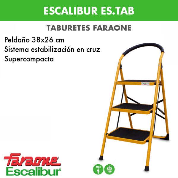 Taburete faraone escalibur ES.TAB