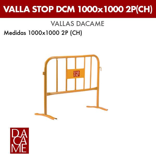 Valle Dacame Stop DCM 1000x1000 2P CH
