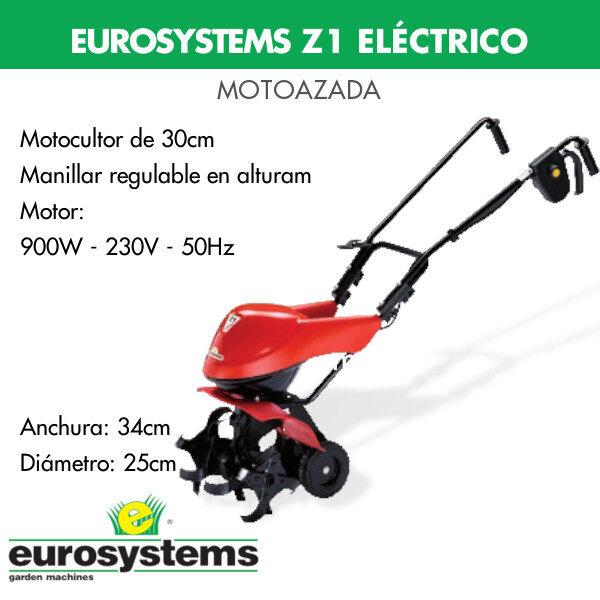 motoazada eurosystems z1-electrico