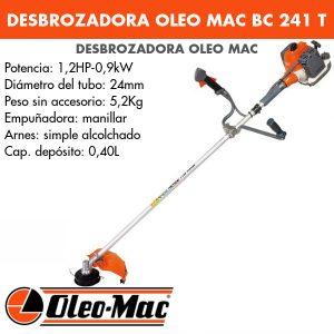 Desbrozadora Oleo Mac BC 241 T