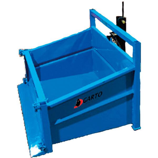 Caja de carga para tractor Garto
