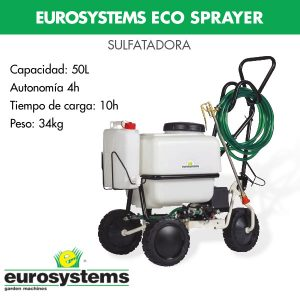 Eurosystems Eco Sprayer