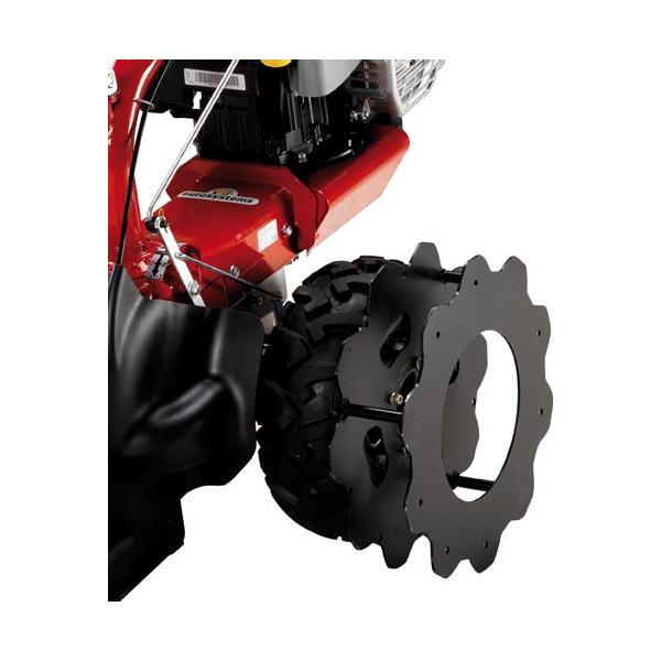 Juego de ruedas metálicas P70