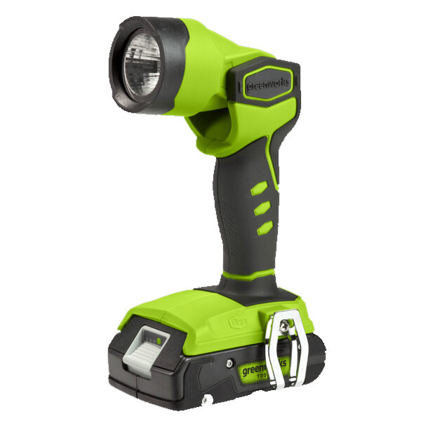 Linterna Greenworks G24WL