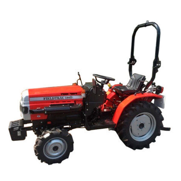 Minitractor FIELD TRAC 180DT 18CV powered by Mitsubishi