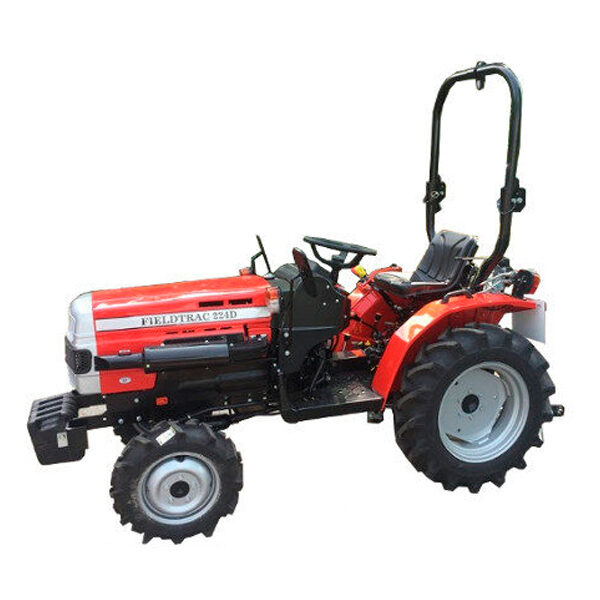Minitractor FIELD TRAC 224DT 22CV powered by Mitsubishi