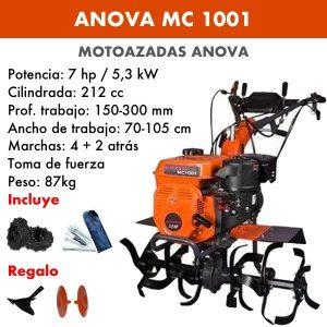 Motoazada Anova MC1001 7hp