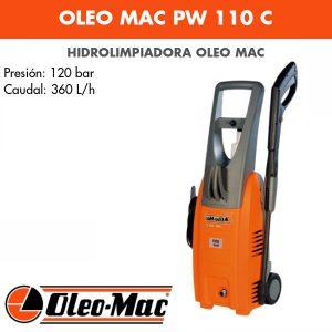 Hidrolimpiadora Oleo Mac PW 110 C