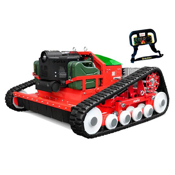 RS Agria 9600 - 112 Roboter Rasenmäher Bürstenschneider