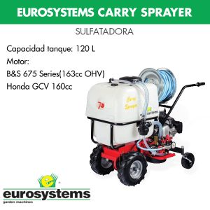 Eurosystems Carry Sprayer