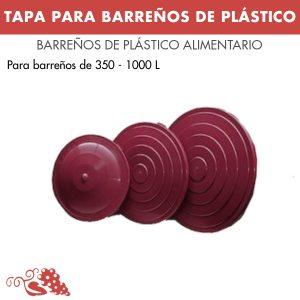 TAPA PARA BARREÑO 750 LITROS
