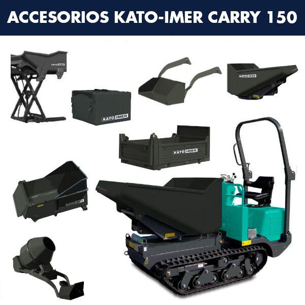 Accesorios Kato-Imer CARRY 150