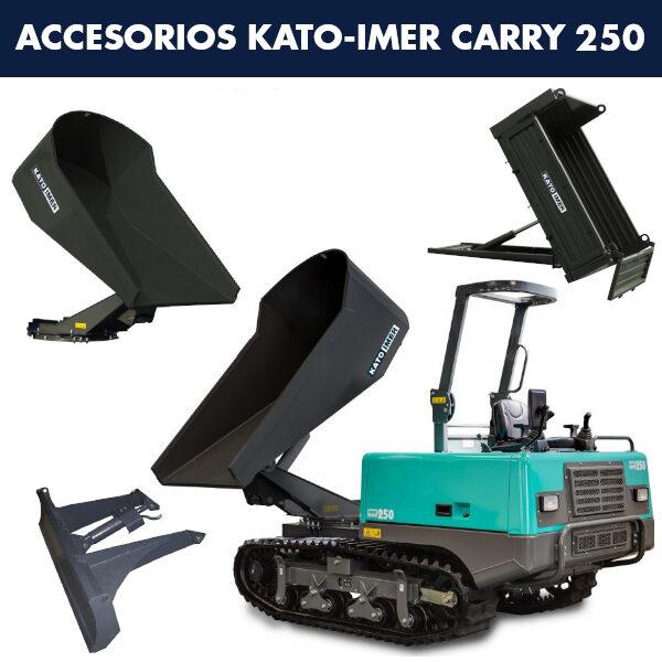 Accesorios Kato-Imer CARRY 250
