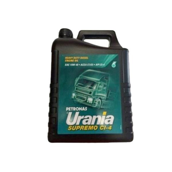 Oil Petronas Urania 15W40 4T 5 Liters