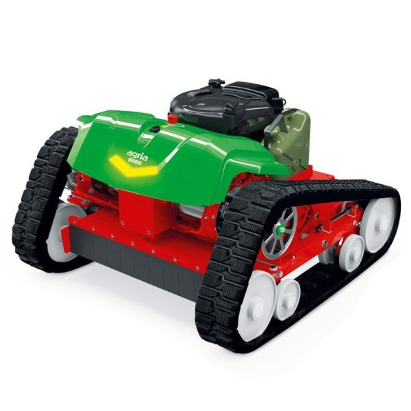 RS Agria 9500 - 70 Roboter Rasenmäher Bürstenschneider