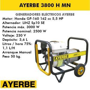 ayerbe 3800 - h