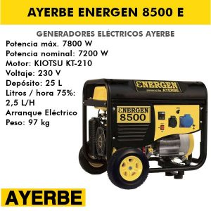 energen 8500e