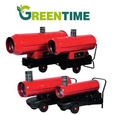 Calentadores Greentime