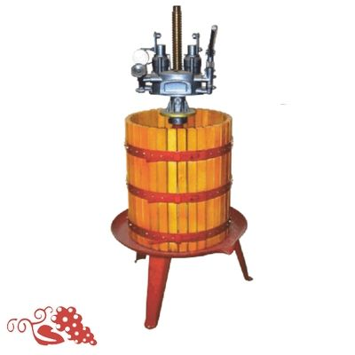 prensas para vinho