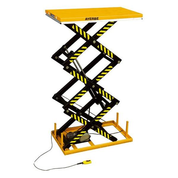 Mesa Electro hidráulica Ayerbe 1T/3M