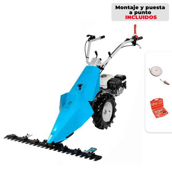 Motosegadora Bertolini BT 130 S Emak 800 (cabezal baño de aceite)