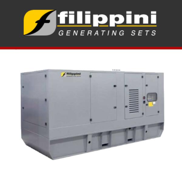Grupos Electrógenos Filippini