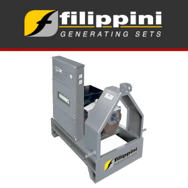 Generadores eléctricos toma fuerza tractor Filippini