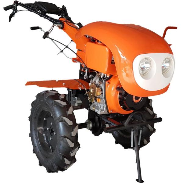 BJR Kama 135 406cc motorisiert