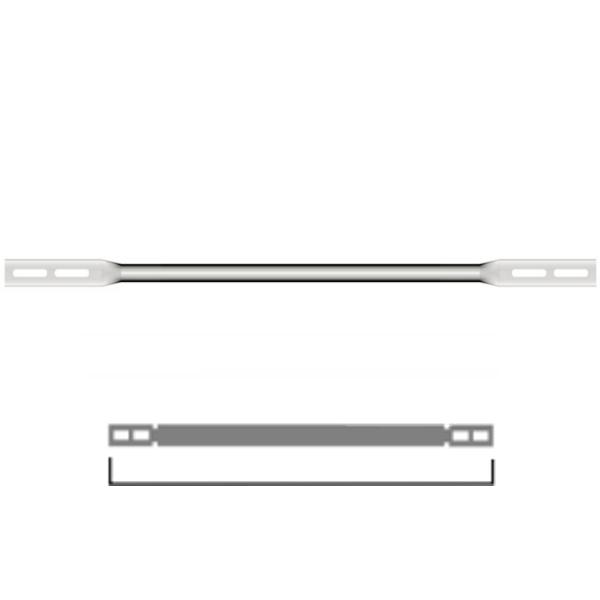 Barandilla seguridad B35 2500 (SM) (Lote 100/200 uds.)