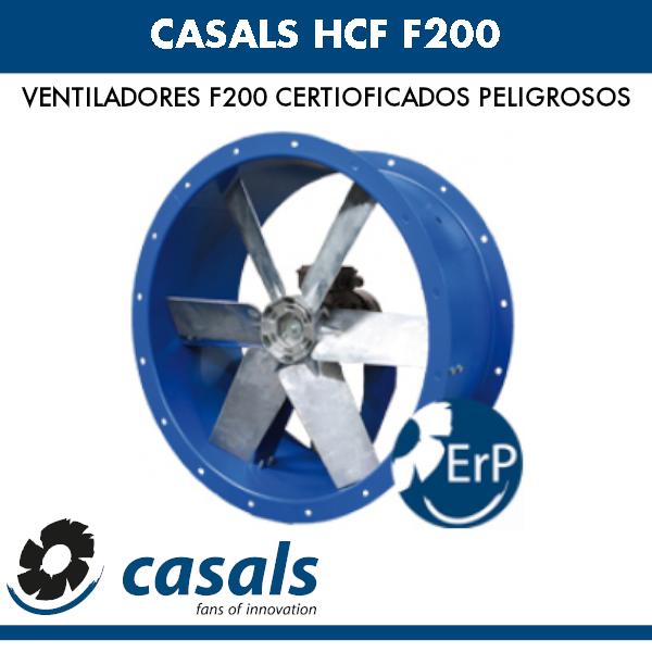 Casals HCF F200 Lüfter