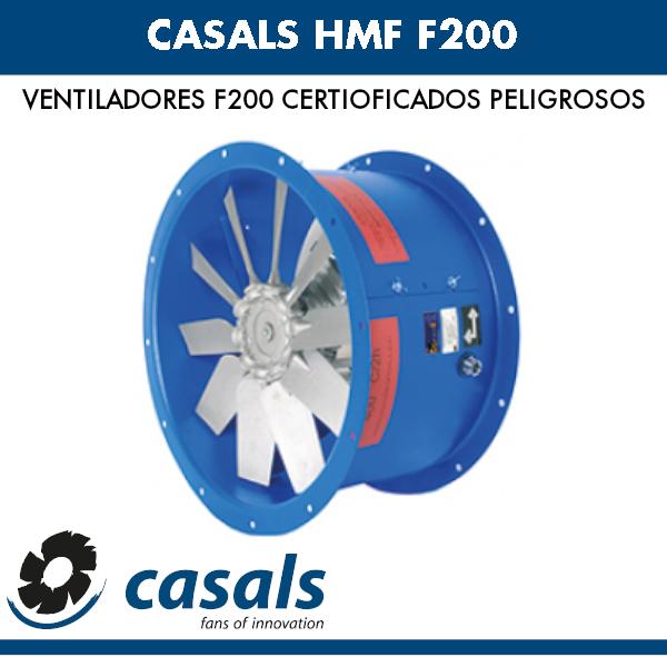 Casals Fan HMF F200