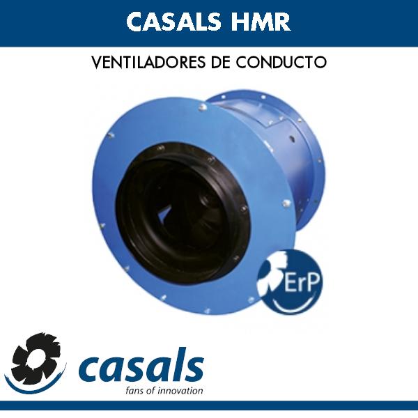 Casals HMR-Kanalventilator