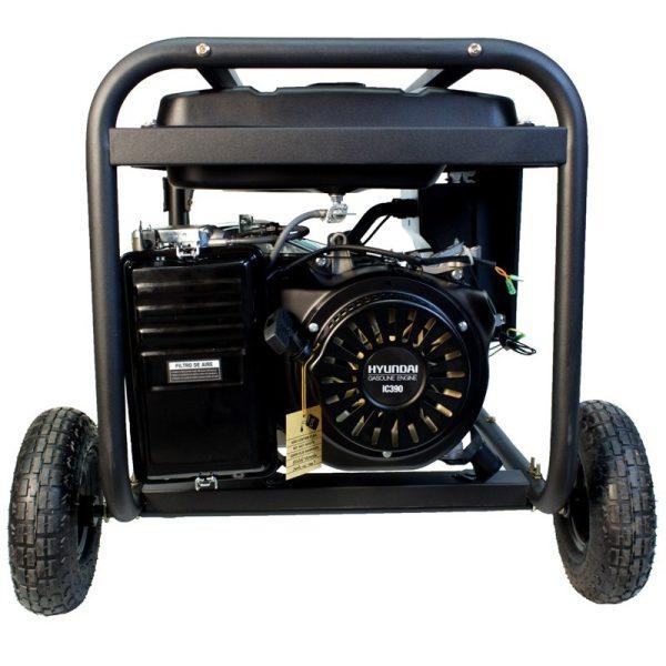 Generator HYUNDAI HY7000LK LED 5,5 kW