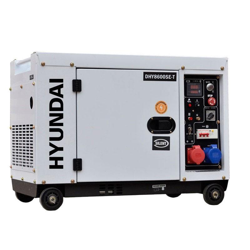 HYUNDAI DHY8600SET Electric Generator