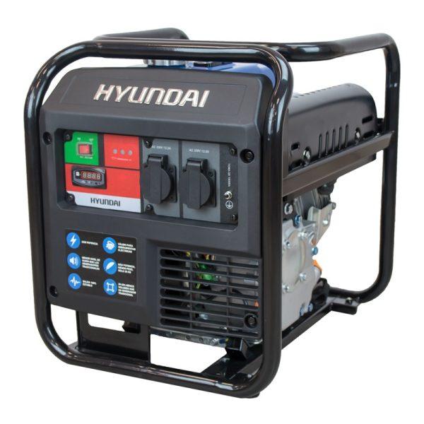 Generador eléctrico HYUNDAI HY3000C