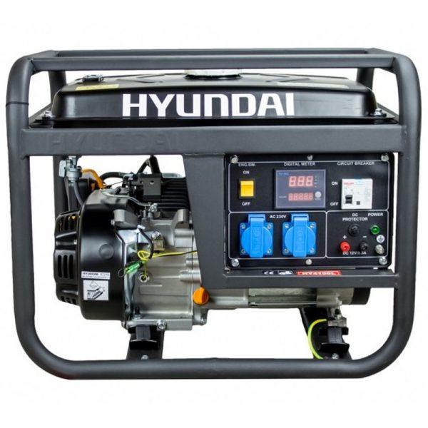 Generador eléctrico HYUNDAI HY4100L 3,0 / 3,3 kW