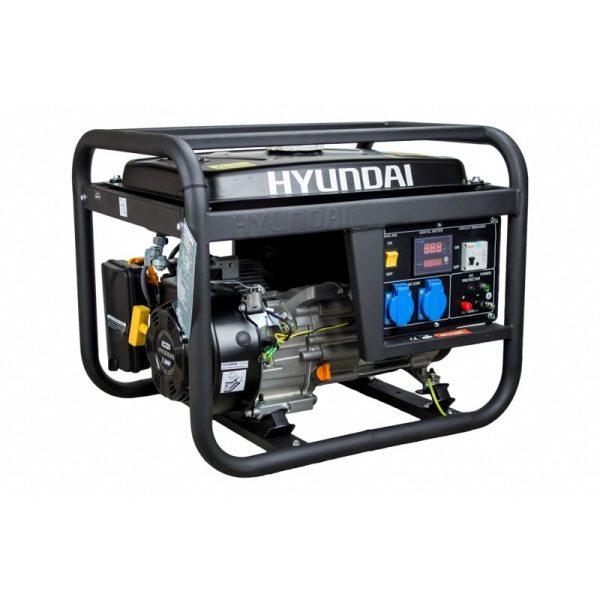HYUNDAI HY4100L 3,0 / 3,3 kW Electric Generator