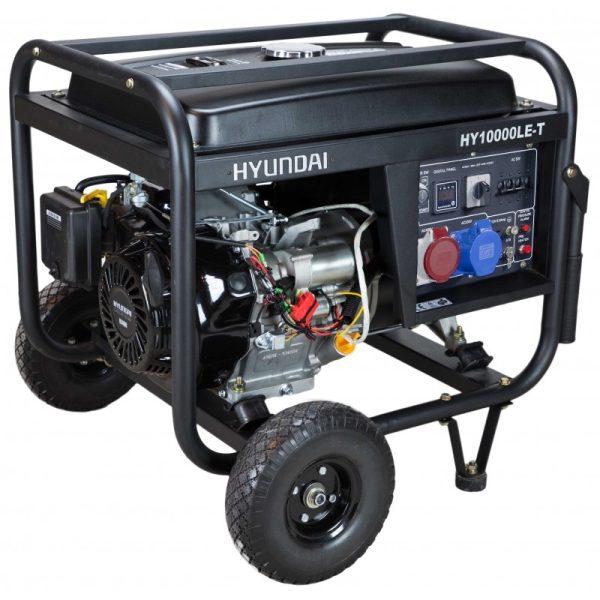 Electric generator HYUNDAI HY10000LEK-T