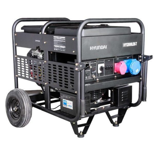 Electric generator HYUNDAI HY12000LEKT AE